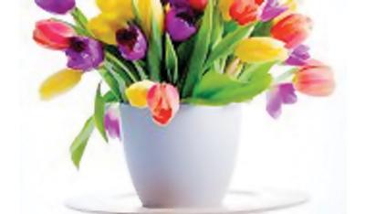 Prime Floral Quote